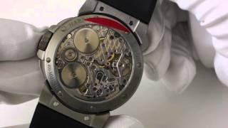 Harry Winston Ocean Project Z6 Luxury Watch Review
