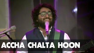 Channa Mereya - Global Citizens   Arijit Singh   aLive