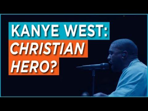 Kanye West: Christian Hero?