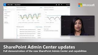 Office 365 SharePoint Admin Center