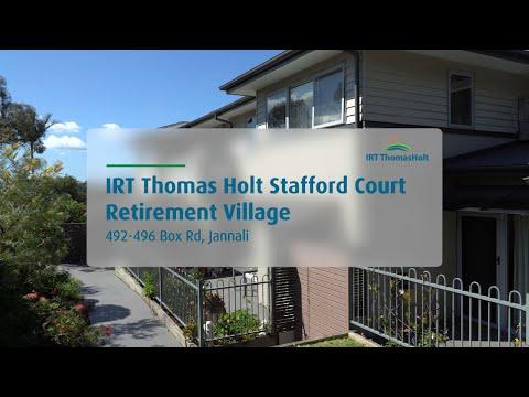 IRT Thomas Holt Stafford Court Retirement Village