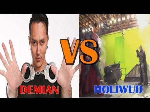 Demian Aditya vs Hollywood 😲 (видео)