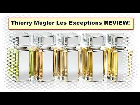 Thierry Mugler Les Exceptions 5 sample review