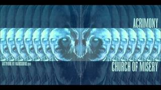 CHURCH OF MISERY - Chilly Grave
