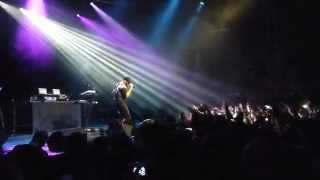 Fort Minor - Cigarettes, Until It Breaks (HD) live @ Kesselhaus in Berlin