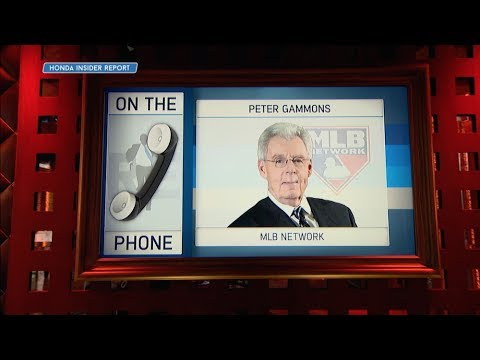 MLB Network Analyst Peter Gammons Talks Baseball Trades & More (Full Interview) - 6/29/17
