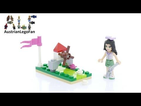 Vidéo LEGO Friends 30203 : Le Mini Golf (Polybag)