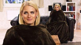 Die beste Decke für kalte Winternächte! Mit Anne-Kathrin Kosch bei PEARL TV (Februar 2019) 4K UHD