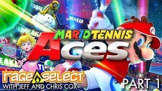 Mario Tennis Aces (Let's Play) - Part 1
