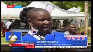 KTN Prime Full buletin: Gender Principle - 22/3/2017 [Part 2]