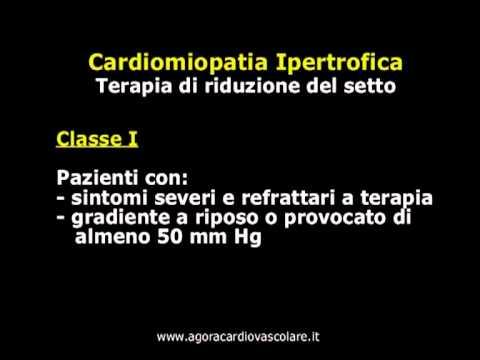 Fase di cardiopatia ipertensiva