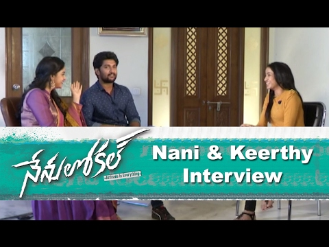 Nani and Keerthy Suresh Exclusive Interview