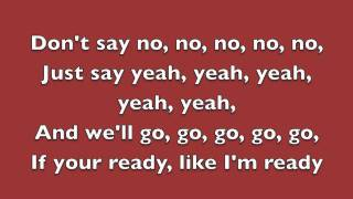 Bruno Mars- Marry You Lyrics