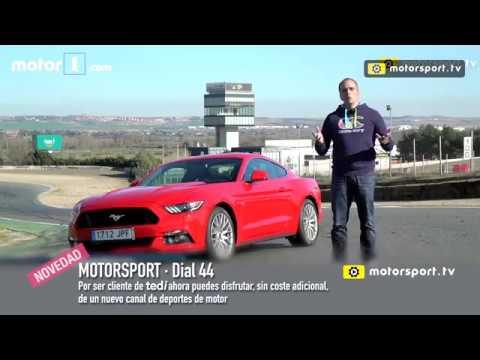 Motorsport I telecable - dial 44 de tedi