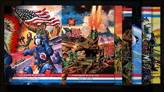 Collecting the Art of G.I.Joe: Volumes 1–6 (1982–1994) with slipcase!