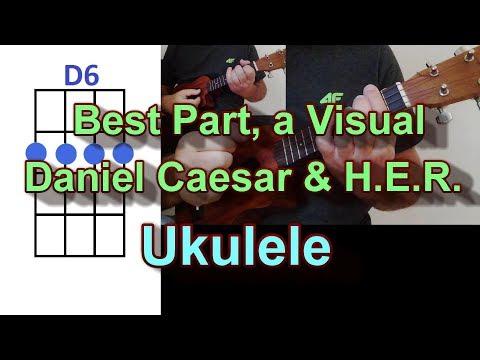 Best Part, a Visual Daniel Caesar & H E R mp3