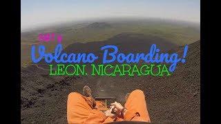 The Journey | Part 4 | Volcano Boarding! Leon, Nicaragua
