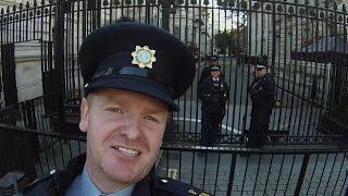 Garda Síochána Visits London 10 Downing Street