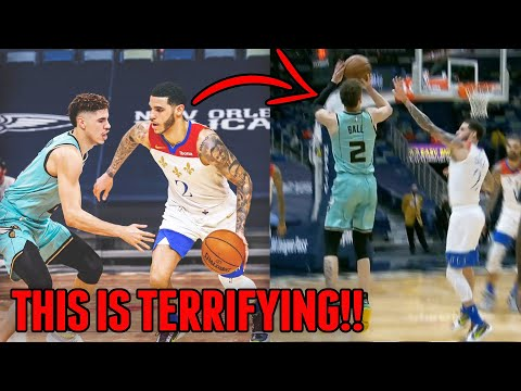 LaMelo Ball Just EXPOSED Lonzo Ball on National TV…