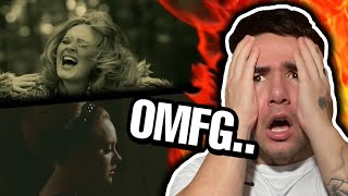 Rapper Reacts to ADELE for THE FIRST TIME EVER...