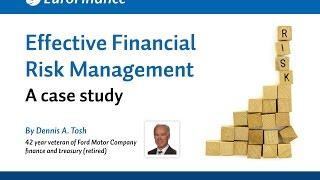 Effective Financial Risk Management