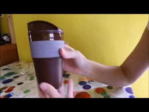 JerryBox Tazza per Caffè da Asporto Amazon recensione review