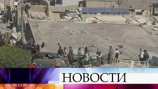 МЧС России предложило Ирану иИраку помощь вликвидации последствий землетрясения.