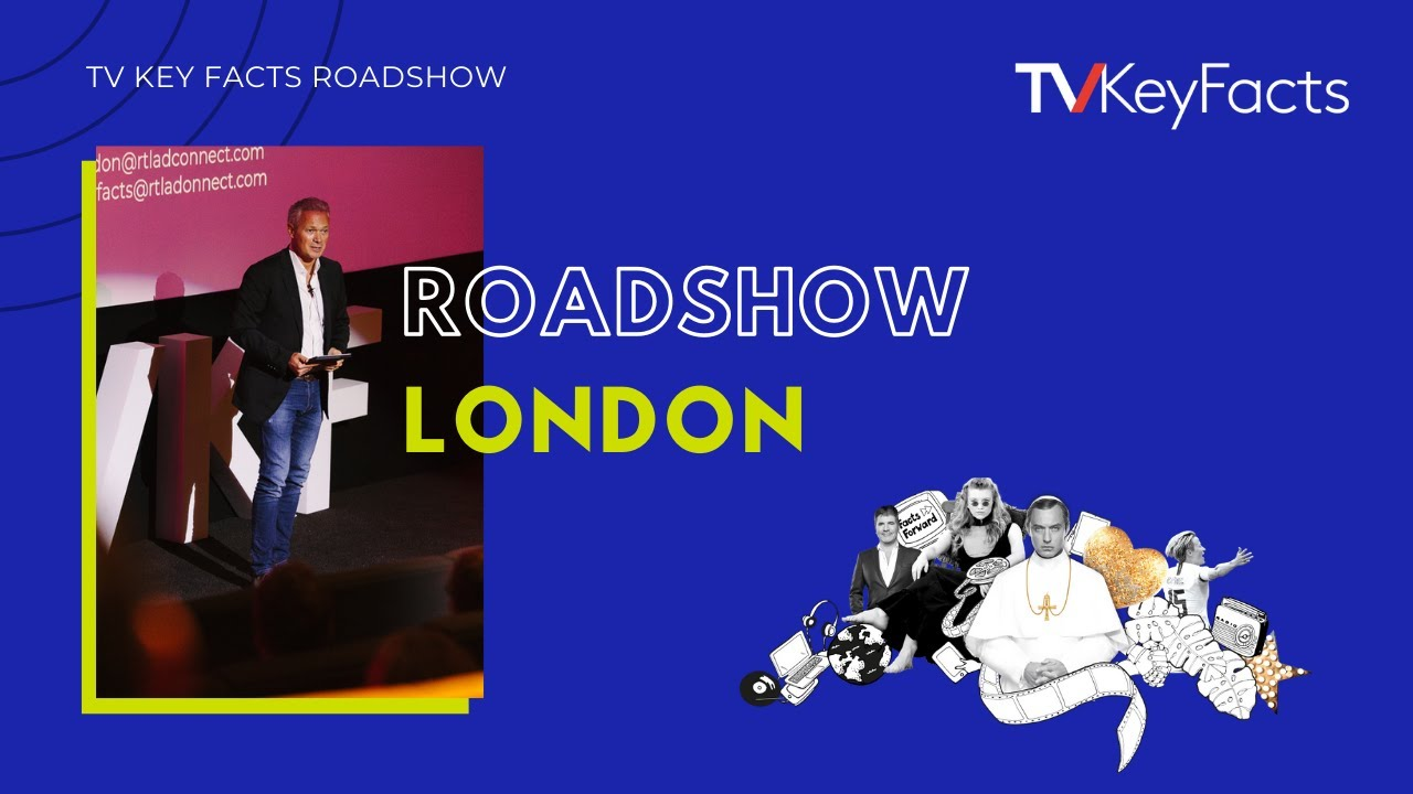 RTL AdConnect: TV Key Facts 2019 (London)