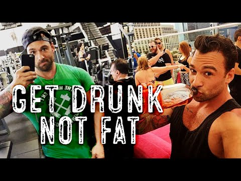 This Video Shows You How To Drink Alcohol (Without Killing Fitness Results)