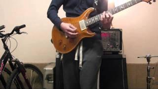 Bayside - Choice Hops and Bottled Self Esteem (Guitar Cover SL)