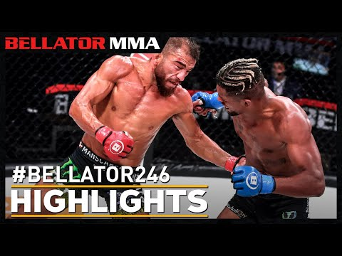 Highlights du Bellator 246