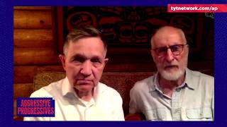 Dennis Kucinich And James Cromwell Team Up To Fight Fracking