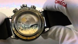 B.R.M. V18-48 Chronograph Luxury Watch Review