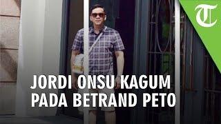 Jordi Onsu Ungkap Kekaguman ke Betrand Peto