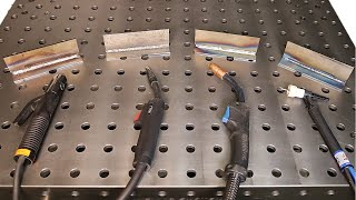4 Types of Welding Explained: MIG vs TIG vs Stick vs Flux Core