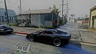 grand theft auto v ray tracing - TH-Clip