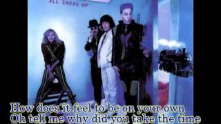 Cheap Trick - Say Goodbye (with Lyrics)