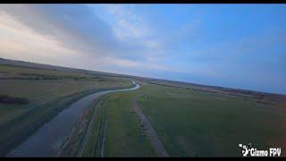 DJI Digital FPV - Mid Range Cinematic Cruising - NO GPS