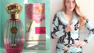 """Селективный  аромат Annick Goutal """"Rose Pompon"""" и Поросёнок в подарок"""