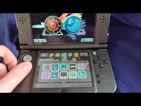 HOW TO PLAY DS GAMES ON 3DS OFF AN SD CARD! | TWLoader