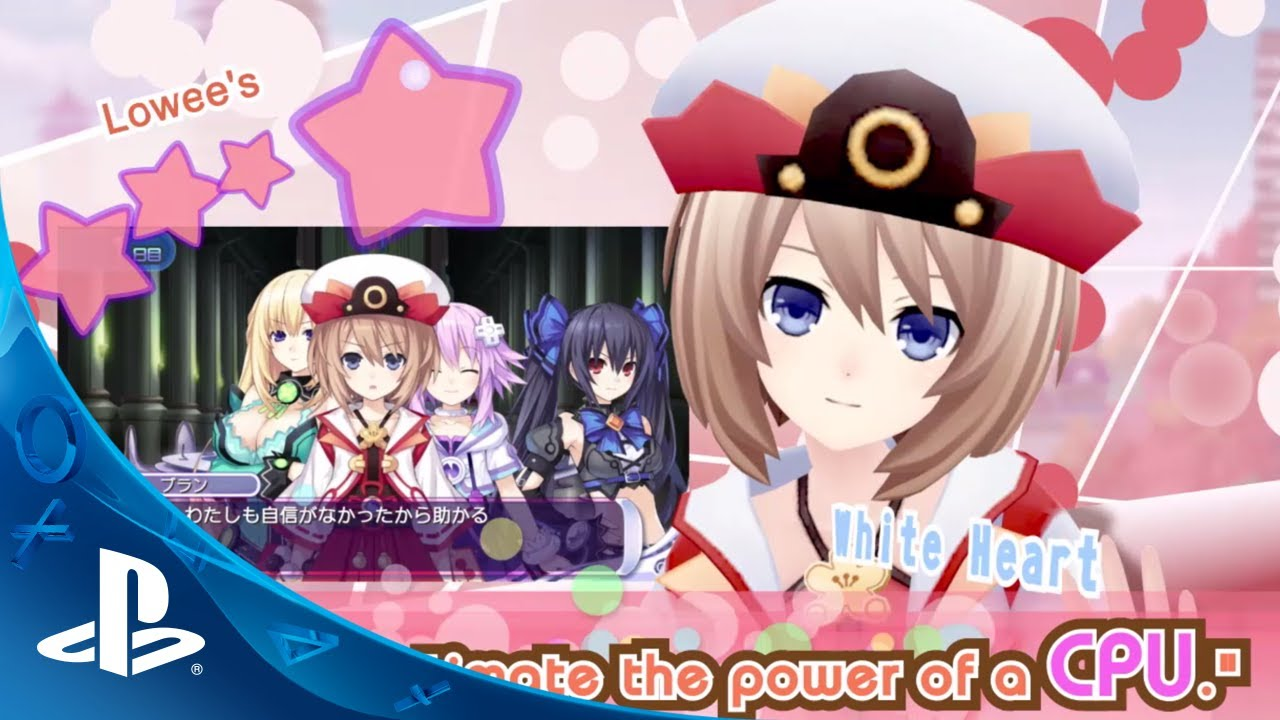 Hyperdimension Neptunia: Producing Perfection Out Today on PS Vita
