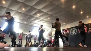 28/07/2021 – Kickboxing Class