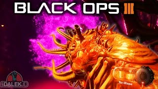 "Black Ops 3 Zombies ""SHADOWS OF EVIL"" - ""APOTHICON SERVANT"" WONDER WEAPON GUIDE!"