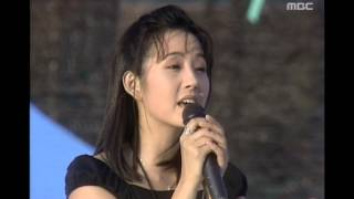 Choi Jin-sil - I don't know now, 최진실 - 지금은 알 수 없어, Saturday Night Music Show 19