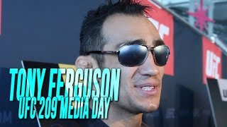 """Tony Ferguson goes off on being called a """"fake Mexican"""""""