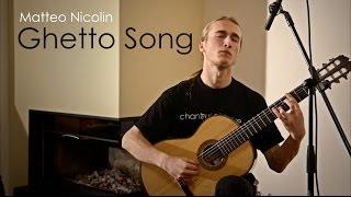 GHETTO SONG - J. Horovitz