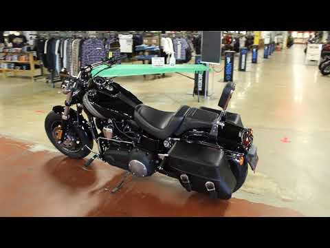 2016 Harley-Davidson Fat Bob® in New London, Connecticut - Video 1