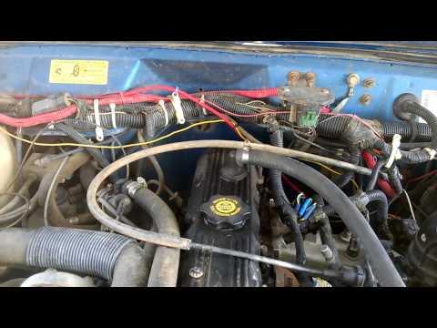Der Ersatz des Brennstofffilters opel safira und 1.8 Benzin