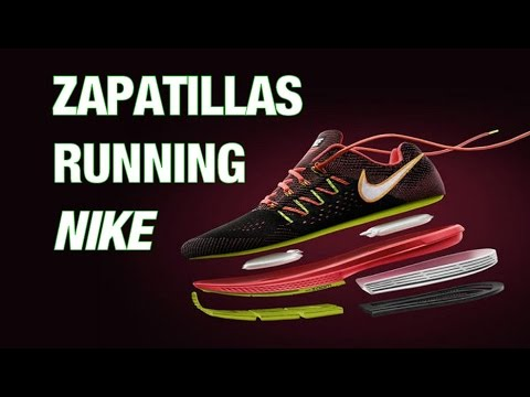 ZAPATILLAS RUNNING || NIKE