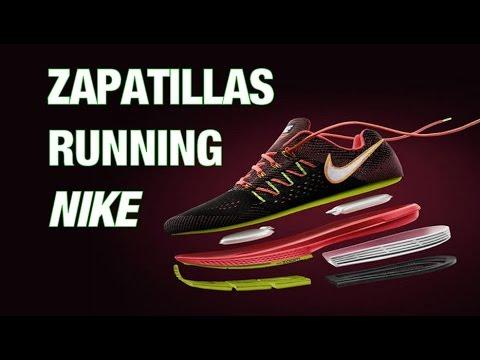 ZAPATILLAS RUNNING || NIKE